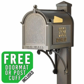 Superior Mailbox Packages