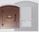 Manchester with security option, Decorative Anchor, Antique Copper