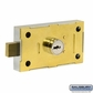 Salsbury 3375 CBU & Parcel Locker(s) Private Access Master Lock with 2 Keys