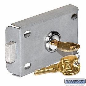 Salsbury 3677 Master Commercial Lock Private Access Fl 4B+ Horizontal Unit