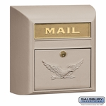 Modern Mailboxes - Wall Mounted