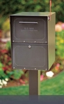 Rural Locking Mailboxes (5 - 7 Days Mail Capacity)