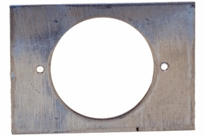 "Old Combination Lock ""Mounting"" ""Choose One"" Plate for Kaba/Ilco Lock"