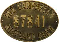 Oval Address Plaques