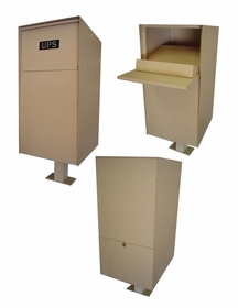 Parcel Drop Box (Aluminum)