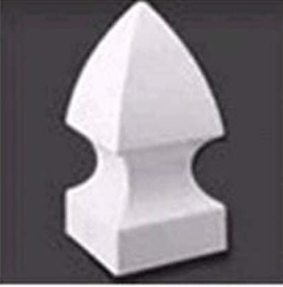 Gothic Finial Cap for Handy Post Single, Double or Combo