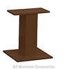 Salsbury 3385BRZ Pedestal Bronze For 13 and 16 Door CBU Outdoor Parcel Locker