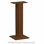 Salsbury 3395BRZ Pedestal Bronze For 8 and 12 Tenant Door CBU
