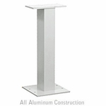 Pedestal Gray For 8 and 12 Door CBU