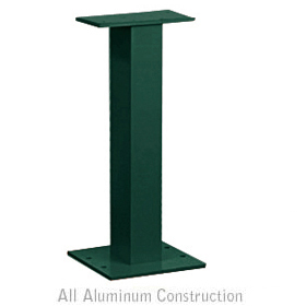 Salsbury 3395GRN Pedestal Green For 8 and 12 Tenant Door CBU