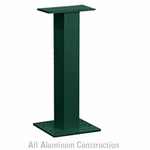 Pedestal Green For 8 and 12 Door CBU