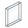 Salsbury 2271 Plexiglass Window For Aluminum Mailboxes