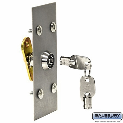 Salsbury 3175 Private Lock For Rotary Mail Center With (2) Keys