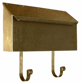 Provincial Collection Wall Mount Mailbox