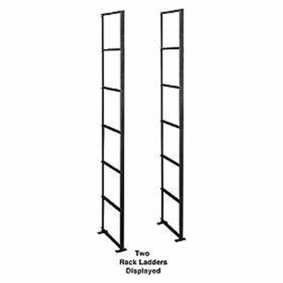 Salsbury 2200C6 Rack Ladder Custom For Aluminum Mailboxes 6 High