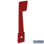 Salsbury 4516 Replacement Flag For Townhouse Mailbox Red