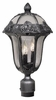 Rose Garden Medium Post Lantern Set Lighting Fixture