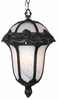 Rose Garden Medium Chain Pendant Lighting Fixture