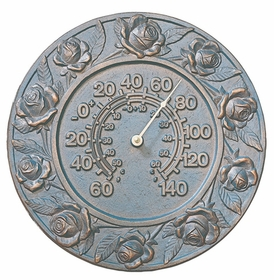 Whitehall Rose Thermometer