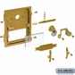 Salsbury 2078 Screw For Combination Lock For Brass Mailboxes