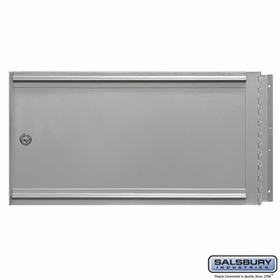 Salsbury 2452 Rear Cover Locking for Individual Data Distribution Box