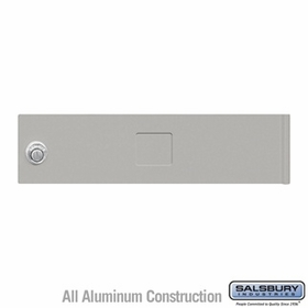 Salsbury 3451GRY 4C Pedestal Mailboxes Replacement Door