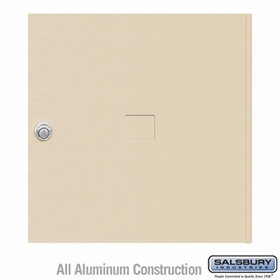 Salsbury 3454SAN 4C Pedestal Mailboxes Replacement Door