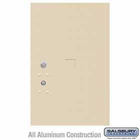 Salsbury 3456SAN 4C Pedestal Mailboxes Replacement Door