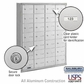 Salsbury 3628ARU 4B Mailboxes 27 Tenant Doors Rear Loading - USPS Access