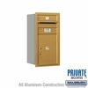 Salsbury 3708S-01GRP 4C Mailboxes 1 Tenant Doors Rear Loading