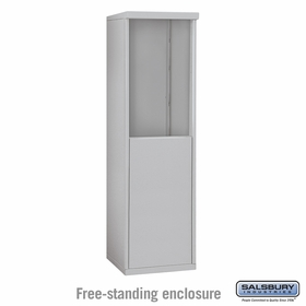 3907 Single Column Free-Standing Enclosure