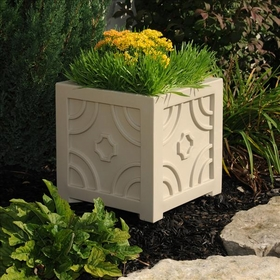 Clay Savannah Planter 16 x 16