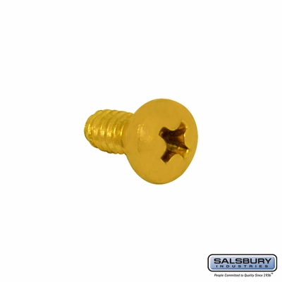 Salsbury 2179 Screw For Keyed Lock For Americana Mailboxes