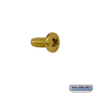 Salsbury 2077 Screw To Attach Door Frame To Unit For Brass Mailboxes