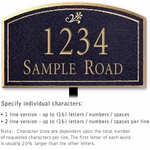 Signature Series Plaques - Arched Large