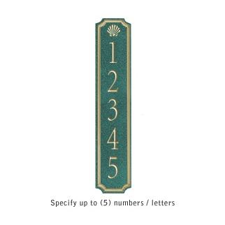 Salsbury 1470JGSS Signature Series Address Plaque