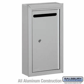 Letter Boxes Slim Surface Mounted