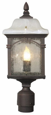 Sonoma Large Post Lantern Set Lighting Fixture