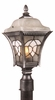 Abington Medium Post Lantern Set Lighting Fixture