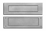 Stainless Steel Mail Slot & Accessories