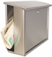 Stainless Steel Modern, Contemporary Wall Mount Mailbox - Square