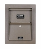 Standard Wall Mount Letter Locker Trim Kit