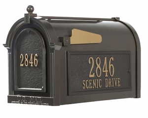 Whitehall Streetside Mailbox Only