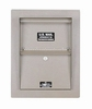 Super Wall Mount Letter Locker Trim Kit