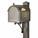 Mailbox and Post Package
