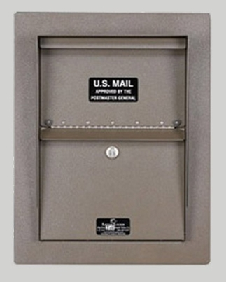 Supreme Wall Mount Letter Locker Trim Kit