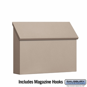 Traditional Wall Mount Mailboxes