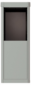 Vario Depot Mail Kiosk - 6 Door High for Single Column 4C Mailbox