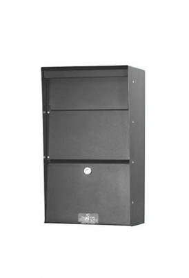Vertical Steel Wall Mount Letter Locker