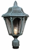 Victorian Large Post Lantern Set Lighting Fixture